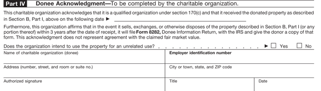 Taxhow Feel Like Donating Form 8283 Gives You Something Back