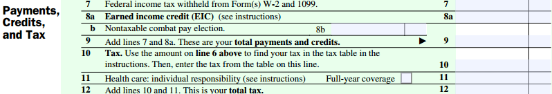 1040ez-taxes-and-payments
