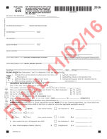 Maryland Form 515