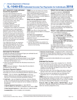 Illinois Form IL-1040-ES