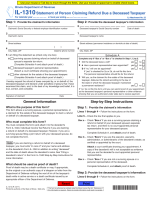 Illinois Form IL-1310
