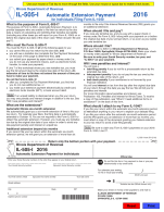 Illinois Form IL-505-I