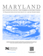 TaxHow » Tax Forms » Maryland Resident Tax Booklet