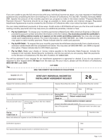 Kentucky Form 12A200