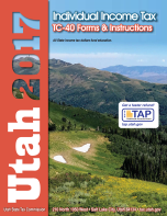 Utah Form TC-40 Packet