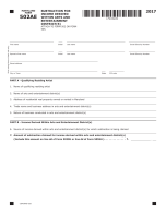 Maryland Form 502AE
