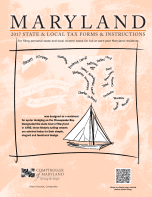 Maryland Resident Tax Booklet