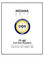 Indiana Tax Booklet