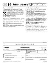 Taxhow Tax Forms Form 1040 V