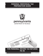 PA Tax Booklet
