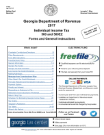 Georgia Form IT-511