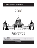 Iowa Tax Booklet