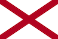 Alabama Form 40V  Flag