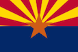 Arizona State Tax Extension Flag