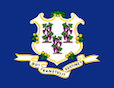 Connecticut Form CT-1040 EXT Flag