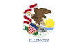 Illinois Form UI-WIT Flag