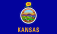 Kansas State Tax Extension Flag