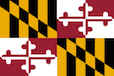 Maryland Nonresident Tax Booklet Flag