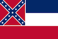 Mississippi Form 80-100 Flag