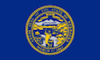 Nebraska State Tax Extension Flag