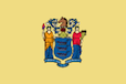 New Jersey State Tax Extension Flag