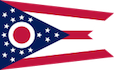 Ohio Form IT 1040EZ Flag