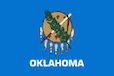 Oklahoma State Tax Extension Flag