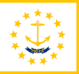 RI Form RI-1040 Flag