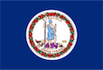 Virginia Form 760ES Flag